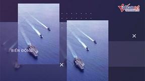 """Thế giới 7 ngày: Nhiều tàu chiến đến Biển Đông, Myanmar thành """"chảo lửa"""""""
