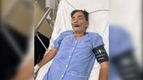 Diễn biến mới DV Thương Tín sau khi cấp cứu vì bị đột quỵ