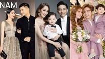 Các cặp đôi 'chị - em' lệch chục tuổi vẫn ngọt ngào của showbiz Việt