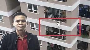 Người dân kể lại khoảnh khắc người đàn ông cứu cháu bé rơi từ tầng 12A