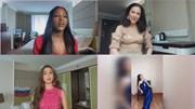 Miss Grand ngày 1:  Ngọc Thảo 'biến hình', thí sinh 'đọ' thời trang cách ly