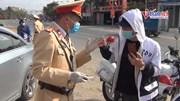 Tài xế Lạng Sơn livestream trên mạng bị phạt hơn 40 triệu đồng