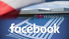Pháp 'thanh lọc' Huawei, tờ báo hàng đầu châu Âu từ chối Facebook