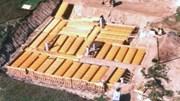 Hầm trú hạt nhân siêu khủng, đủ cho 500 người