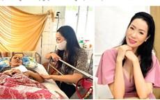 NSƯT Trịnh Kim Chi quyên góp hơn 400 triệu đồng giúp nghệ sĩ Hoàng Lan