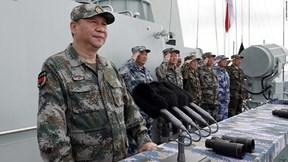 Vượt Mỹ, Trung Quốc có lực lượng hải quân lớn nhất thế giới