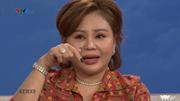 'Cẩm Lệ' Lê Giang, MC Mù Tạt nghẹn ngào khóc nhớ về cha trên truyền hình