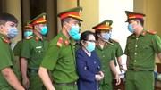 Hoãn phiên tòa 5 ngày vì bà Dương Thị Bạch Diệp gào khóc, sức khỏe yếu