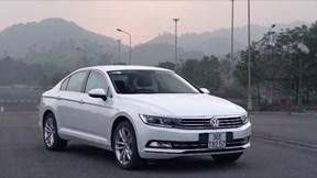 Volkswagen Passat - 'chất' Đức cho khách Việt