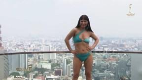 Miss Grand 2020: Nhiều hoa hậu lộ bụng mỡ, đùi to, catwalk kém