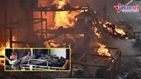 TP.HCM: Gia đình 3 người chết cháy thương tâm, tài sản bị thiêu rụi