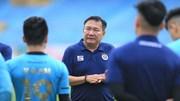 Tân 'thuyền trưởng' Hà Nội FC khẳng định vẫn tiếp tục bám đuổi, đua vô địch
