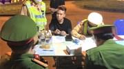 Một tối phát hiện hai lái xe dương tính với ma túy trên cao tốc