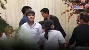 Clip hiếm hoi về đám hỏi 'chật kín vệ sĩ' của Xuân Trường - Nhuệ Giang