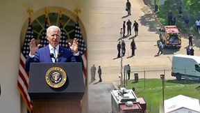 """Xả súng hàng loạt tại Mỹ chỉ sau vài giờ TT Biden xử lý """"súng ma"""""""