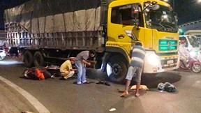 TP.HCM: Nạn nhân nguy kịch vì bị xe tải kéo lê gần 3 m ở ngã tư An Sương