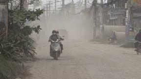 TP.HCM: Dân bức xúc vì con đường sửa suốt 3 năm mới được 30%