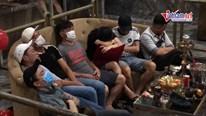 'Đột kích' quán bar ở TP. HCM, phát hiện hàng trăm nam nữ đang 'phê' ma túy