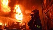 Cháy lớn tại bệnh viện Iraq, hàng chục người thiệt mạng