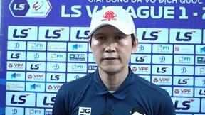 HLV Hàn lần đầu ra mắt báo giới: HAGL rất mạnh nhưng Hà Nội FC chưa từ bỏ