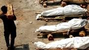 Ấn Độ xây giàn thiêu dã chiến, dân phẫn nộ vì quan chức đòi ưu ái