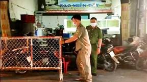 TP.HCM: Phong tỏa hẻm quận Bình Tân liên quan đến ca nhiễm Covid-19 mới