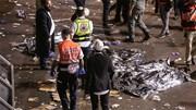 Hiện trường vụ giẫm đạp kinh hoàng khiến hơn 40 người thiệt mạng tại Israel