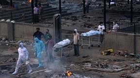Covid-19: Ấn Độ trải qua chuỗi ngày thảm họa, cả châu Á ngồi trên đống lửa