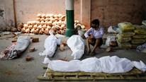 """Covid-19: Có biến chứng mới ở vắc-xin AstraZeneca, """"tử thần"""" càn quét Ấn Độ"""