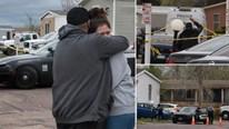 Xả súng hoàng loạt ở Mỹ trước mặt con trẻ, 7 người thiệt mạng