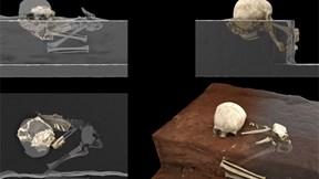Khai quật phần mộ trẻ em được chôn cất từ 78.000 năm về trước