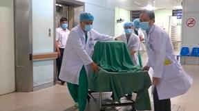 Trắng đêm vận chuyển nội tang được hiến tặng đến bệnh viện Chợ Rẫy
