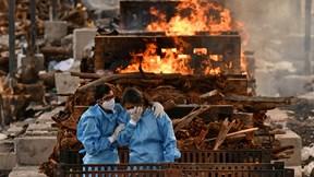 Covid-19: Ấn Độ chìm trong chết chóc, Thái Lan lại chạm đỉnh ca nhiễm mới