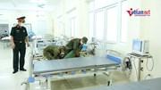 Ba giờ  'thần tốc' dựng bệnh viện dã chiến truyền nhiễm ở Bắc Giang