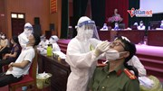 Bắc Ninh xét nghiệm Covid-19 cho 4.000 cán bộ phục vụ công tác bầu cử