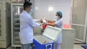 10 giờ đồng hồ cùng 'biệt đội' vận chuyển máu đến các ổ dịch Covid-19