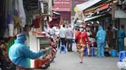 TP.HCM: Phong tỏa, lấy mẫu khẩn cấp 122 người trong chợ Phú Nhuận
