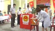 Bắc Ninh diễn tập bầu cử sớm giữa tâm dịch Covid-19