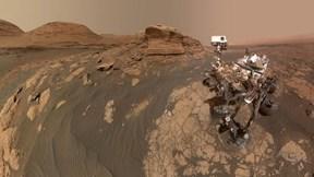 Tàu thăm dò Trung Quốc không có cửa so với NASA trên Hỏa tinh?