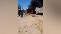 Máy bay quân sự Mỹ rơi trúng nhà dân ở gần căn cứ Không quân Nellis