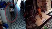 Dân mạng 'bó tay' với hành động của tên trộm khi lẻn vào nhà dân