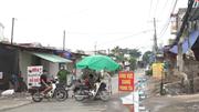 TP.HCM: Phong tỏa đoạn đường Thạnh Lộc có 2 vợ chồng nghi nhiễm Covid-19