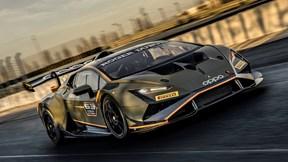 Lamborghini ra mắt mẫu xe đua Huracan Super Trofeo EVO2