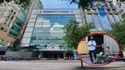 TP.HCM: Phong tỏa tòa nhà trung tâm, khu vực Nhà thờ Đức Bà vắng lặng