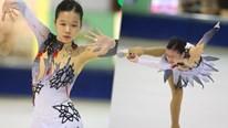 Công chúa trượt băng VN: Tuổi thơ trên sân tập, miệt mài tu luyện xứ người