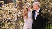 Thủ tướng Anh bí mật kết hôn, công bố ảnh cưới tình tứ