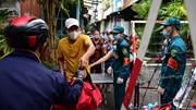 TP.HCM: Phong tỏa hẻm 245 khu Mả Lạng, lấy mẫu xét nghiệm 1500 người