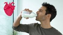 Uống một ly sữa mỗi ngày có thể làm giảm nguy cơ mắc bệnh về tim