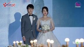 'Cây táo nở hoa' tập 29: Mẹ ruột trộm thùng tiền mừng đám cưới Châu - Phong