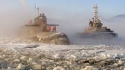 Cảnh hiếm bên trong tàu ngầm hạt nhân lừng danh của Nga